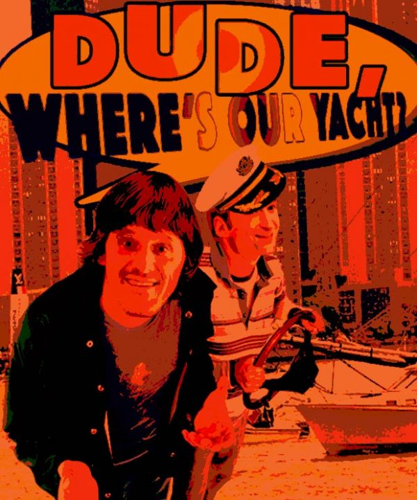 Podcast #52 – Dude Where's My Yacht?