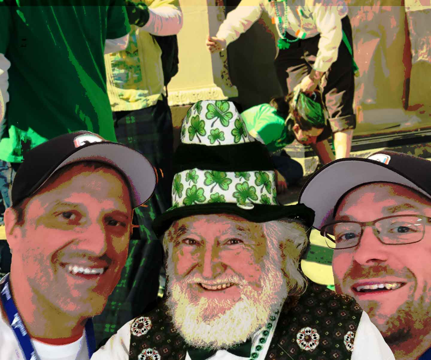 Podcast #154 – St. Patski
