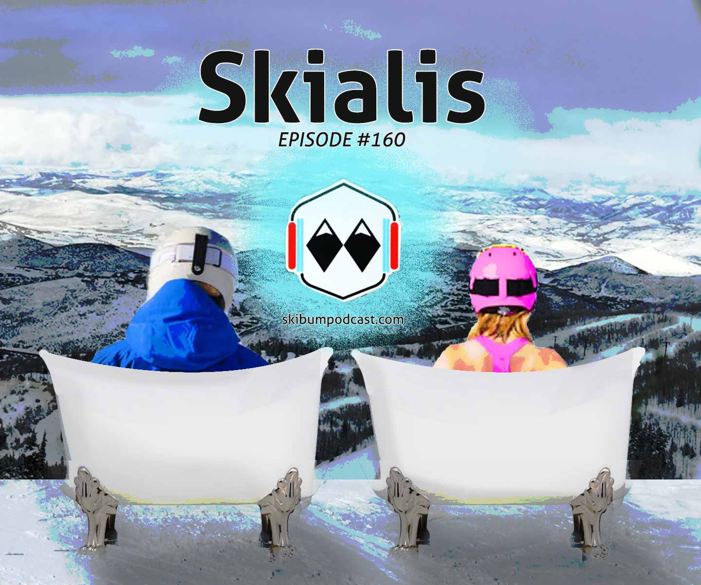 Podcast #160 – Skialis