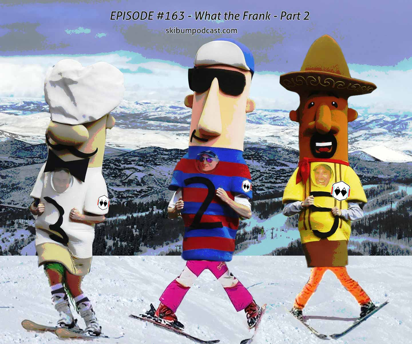 Podcast #163 – What The Frank? – Part 2