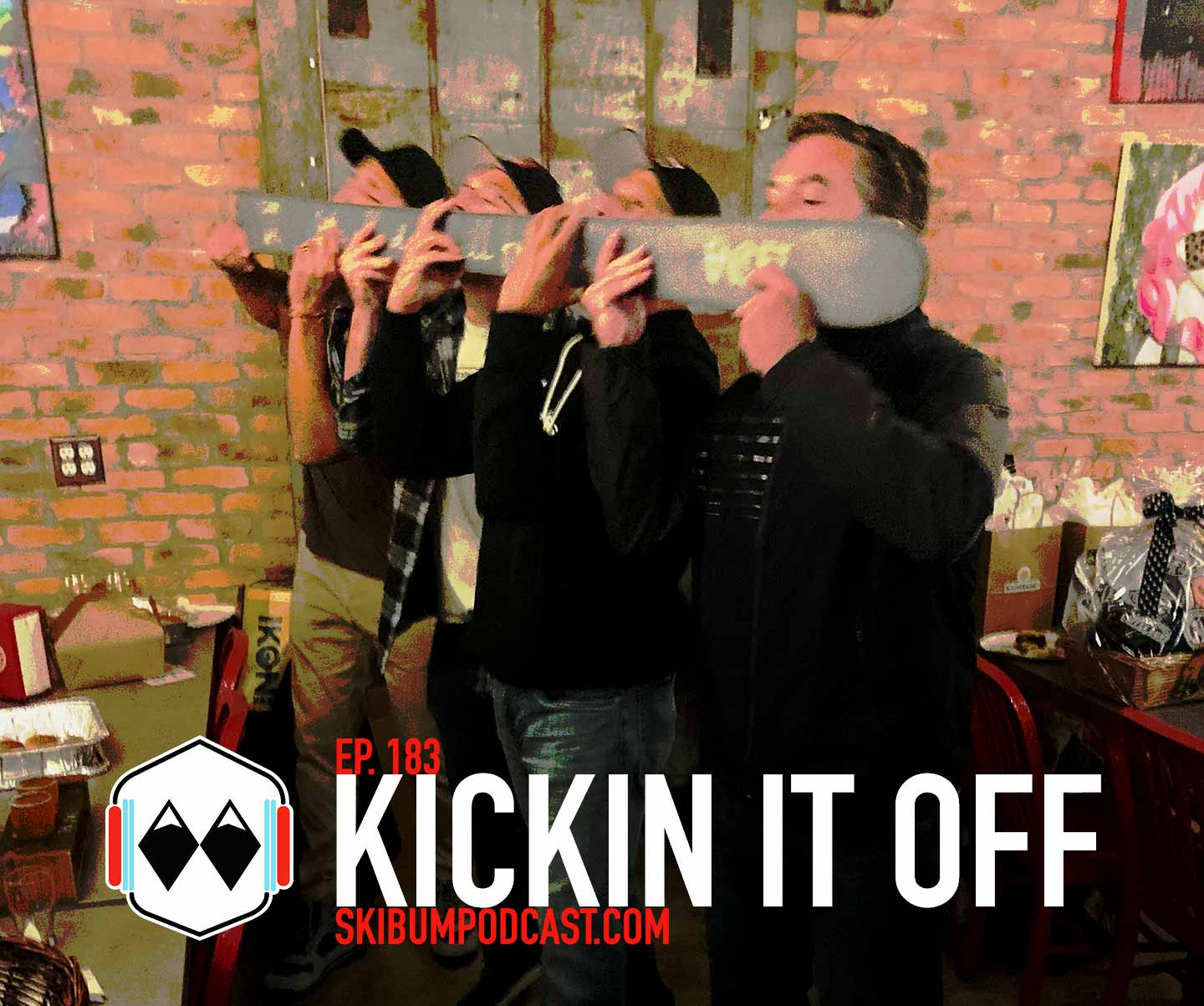 Podcast #183 – Kickin It Off
