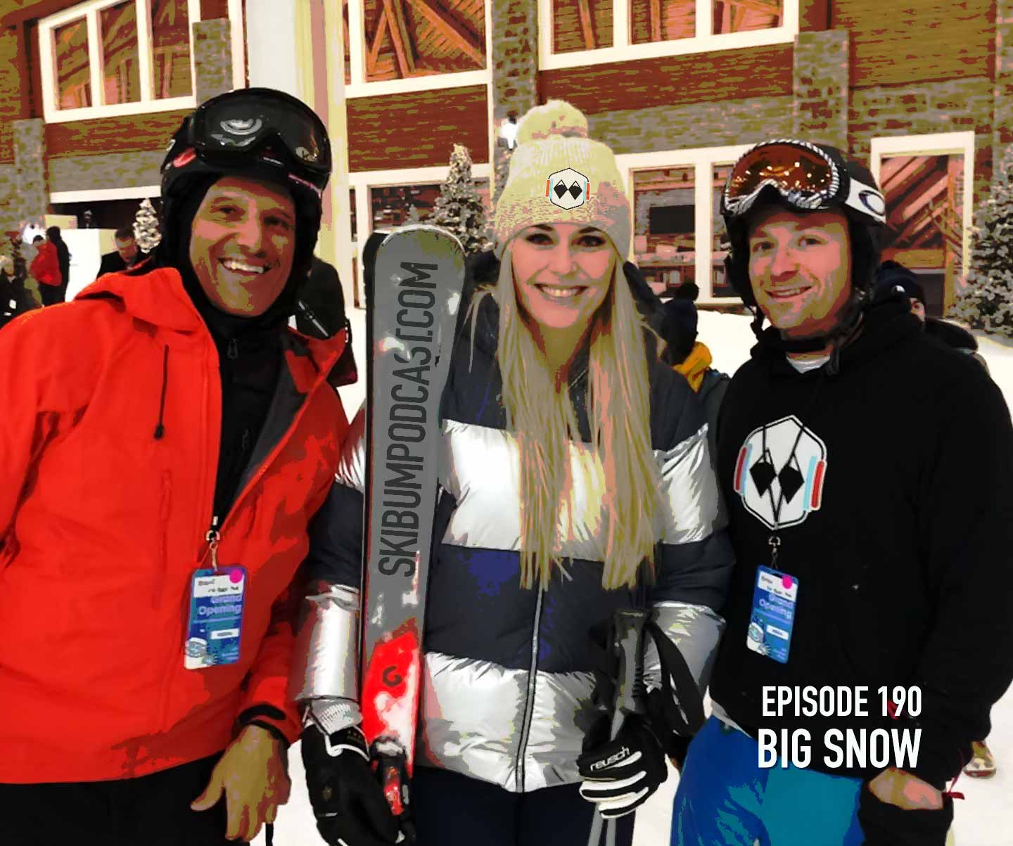 Podcast #190 – Big Snow