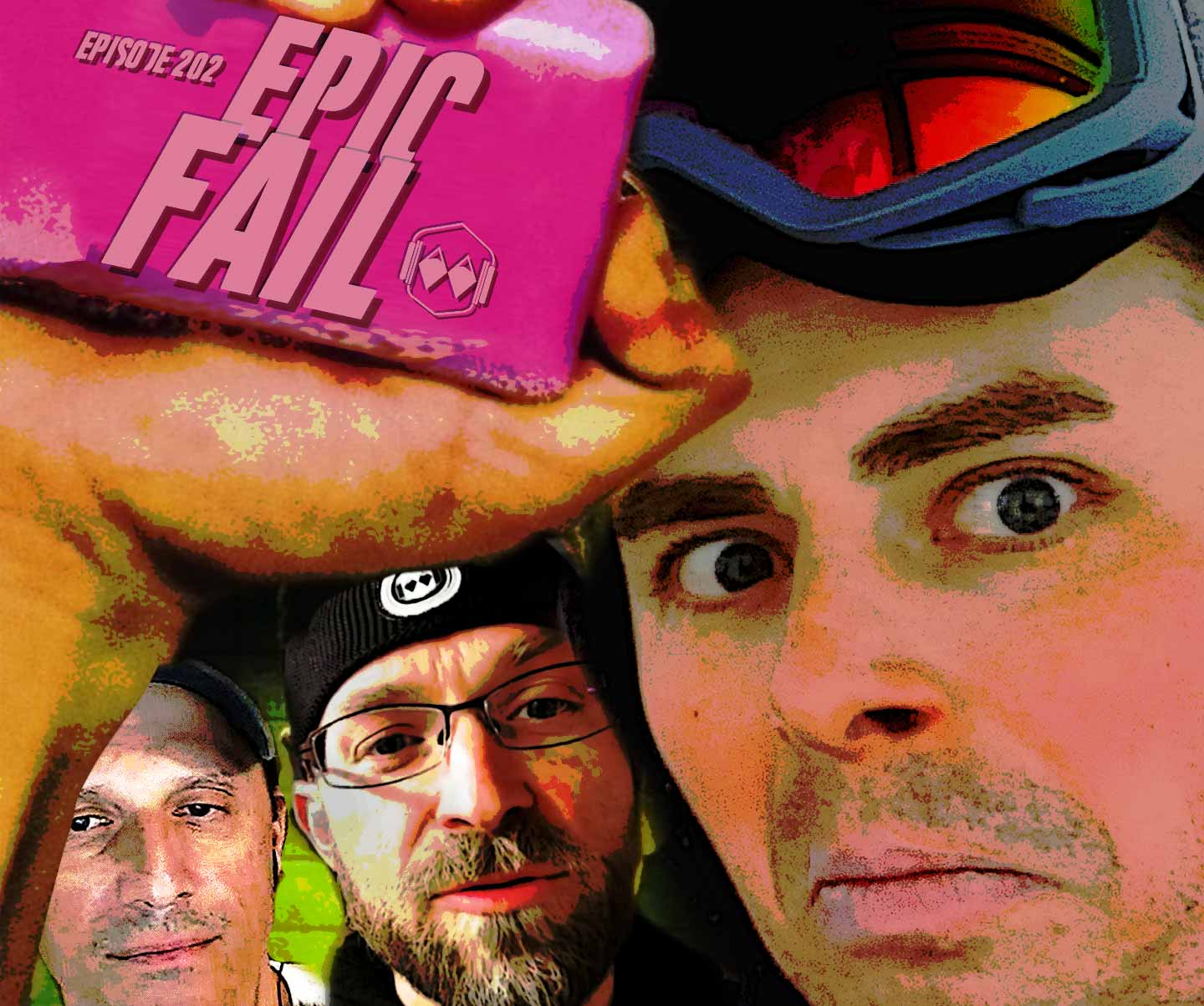 Podcast #202 – Epic Fail