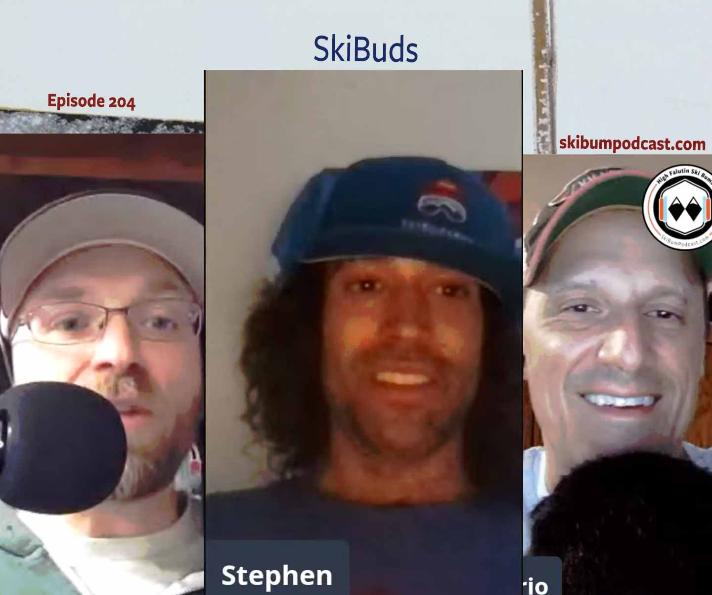 Podcast #204 – SkiBuds