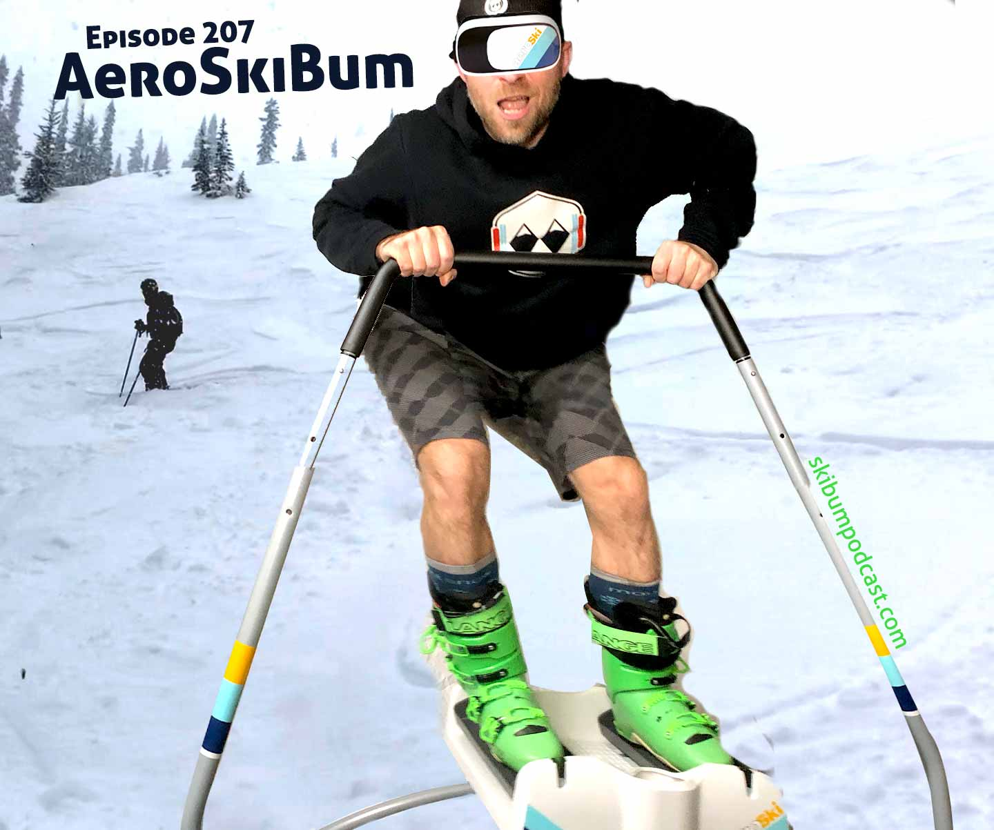 Podcast #207 – Aero Ski Bum