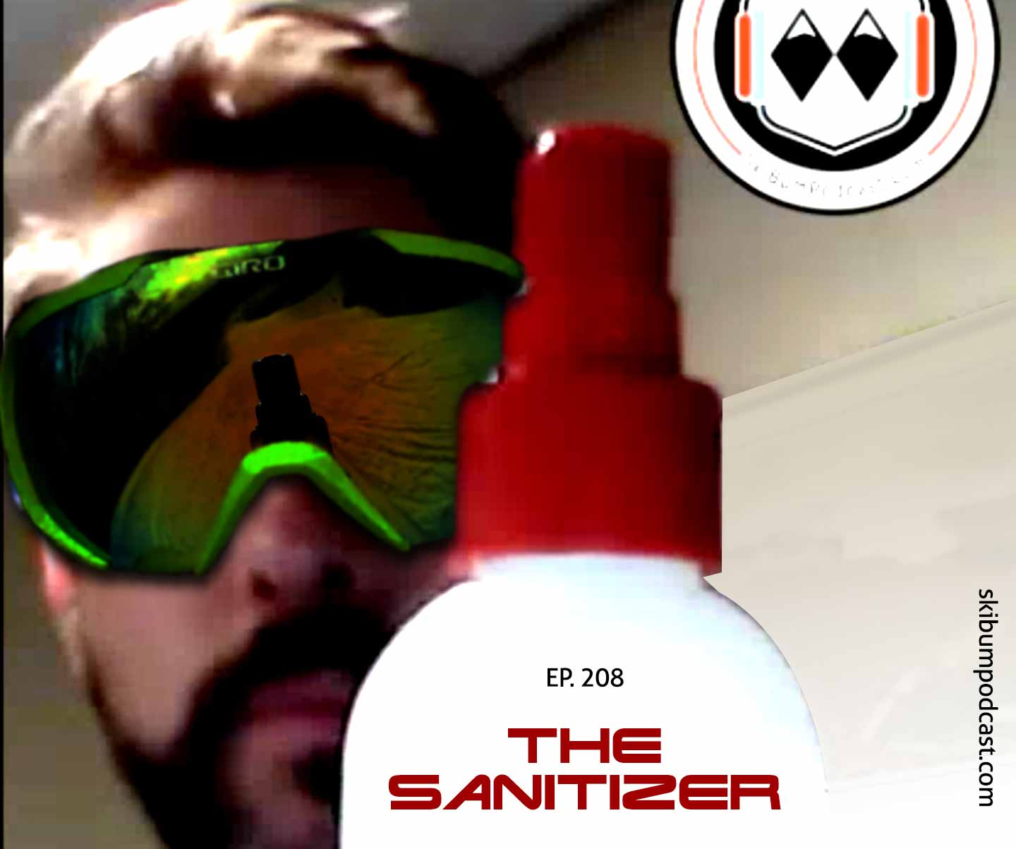 Podcast #208 – The Sanitizer