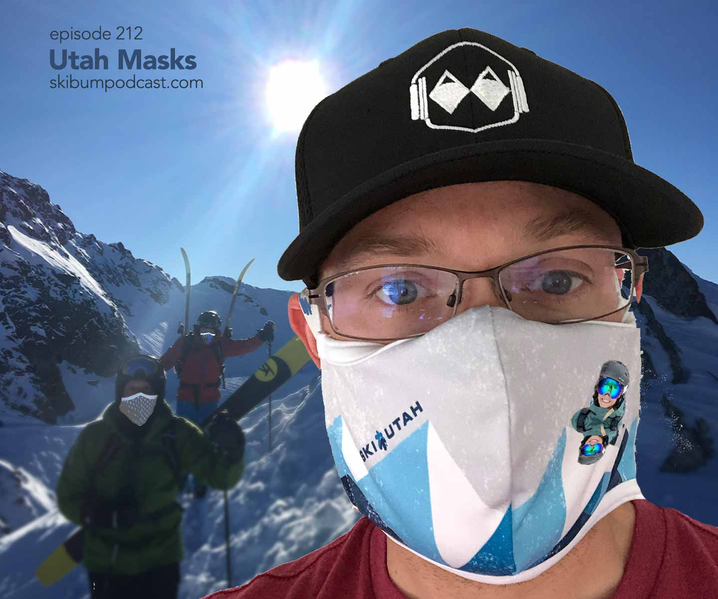 Podcast #213 – Utah Masks