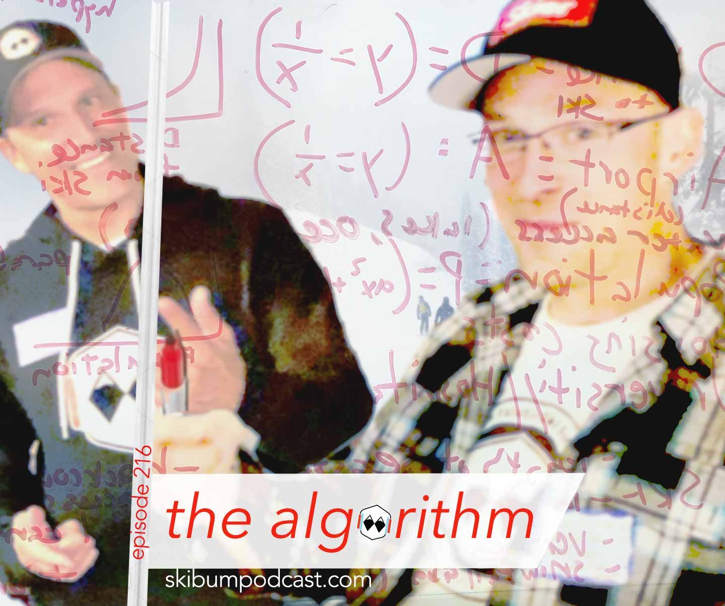 episode 216 - the algorithm