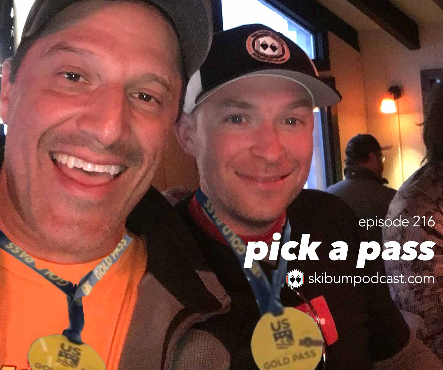 Podcast #217 – Pick A Pass