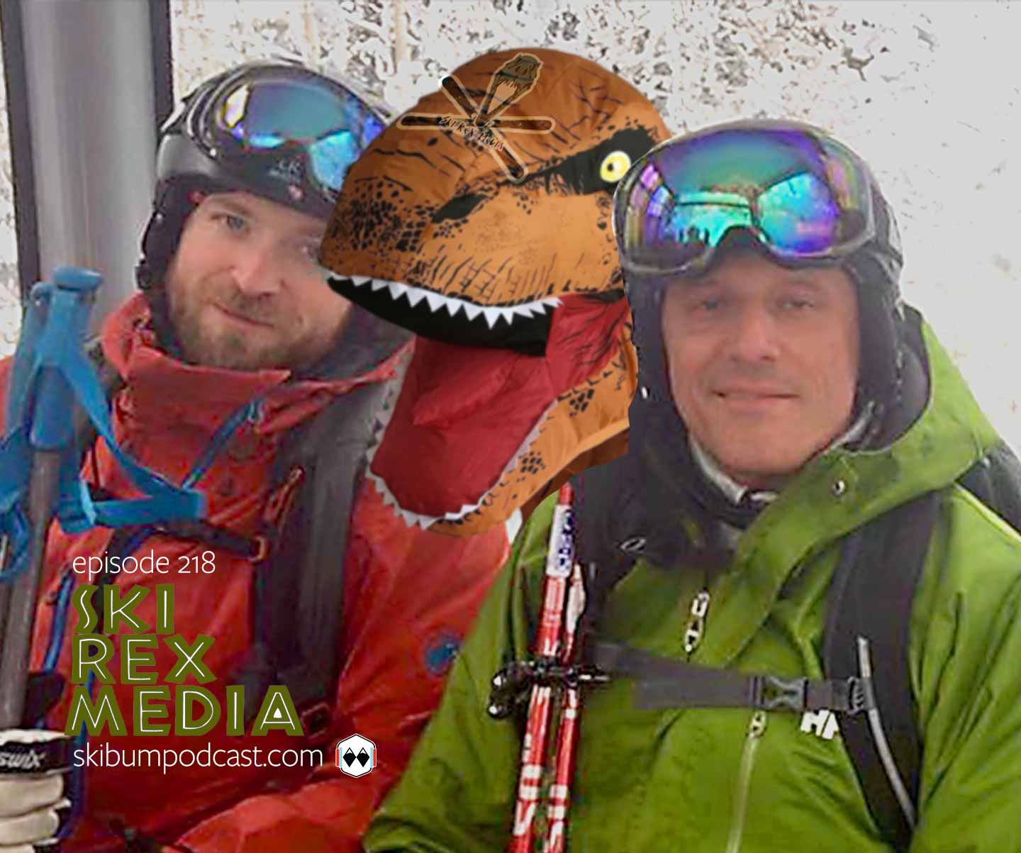 Podcast #218 – Ski Rex Media
