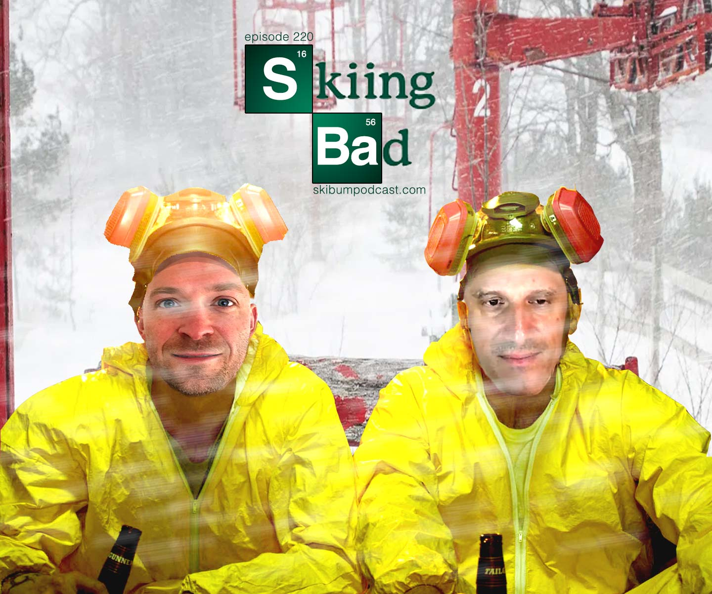 Podcast #220 – Skiing Bad