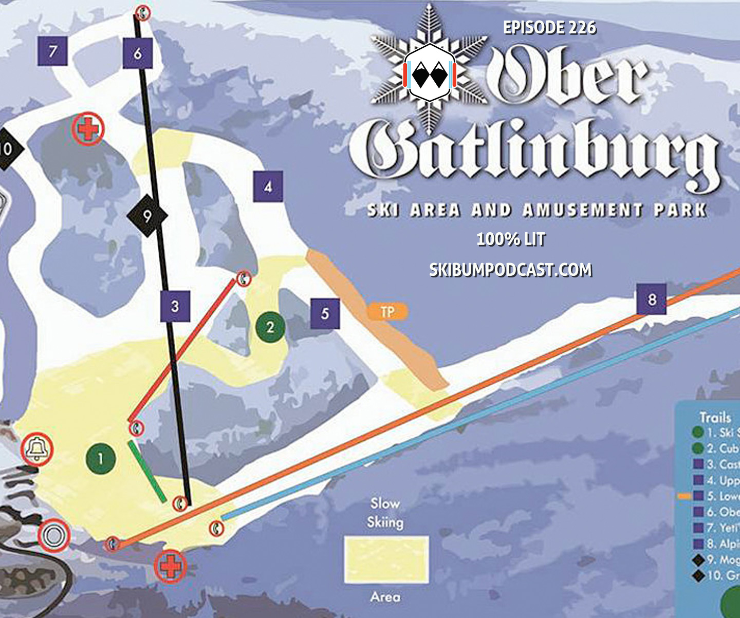 Podcast #226 – Ober Gatlinburg