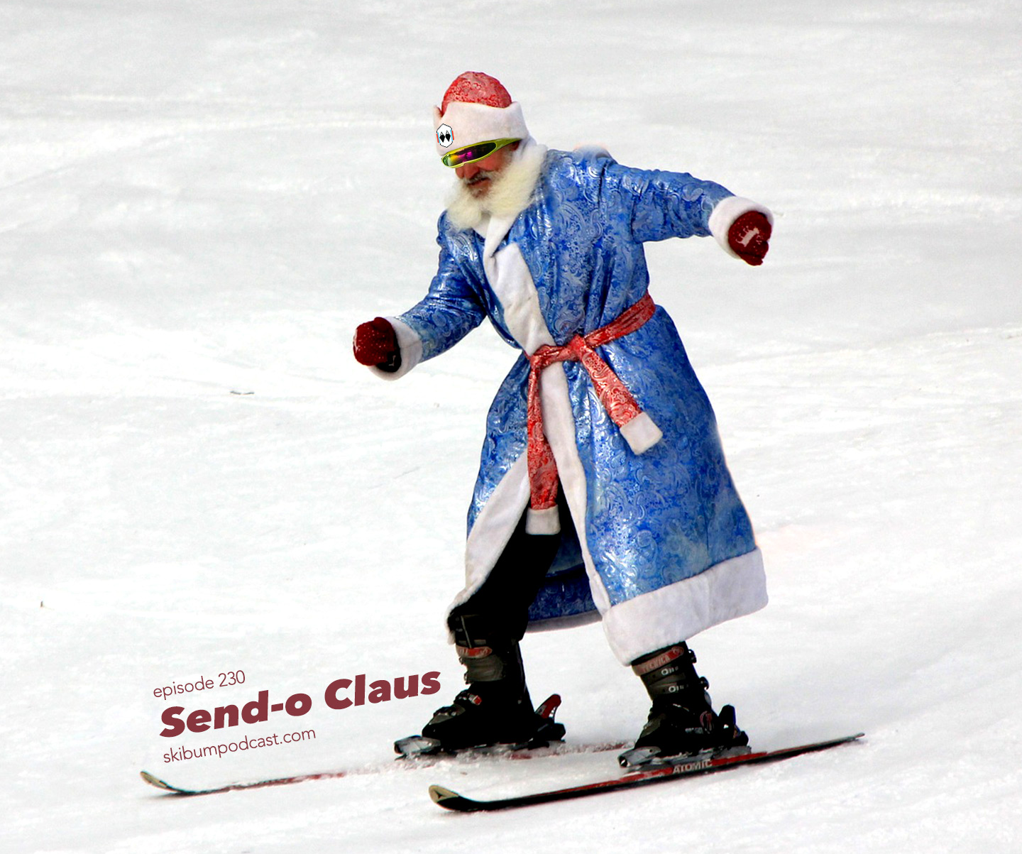 Podcast #230 – Send-O Claus