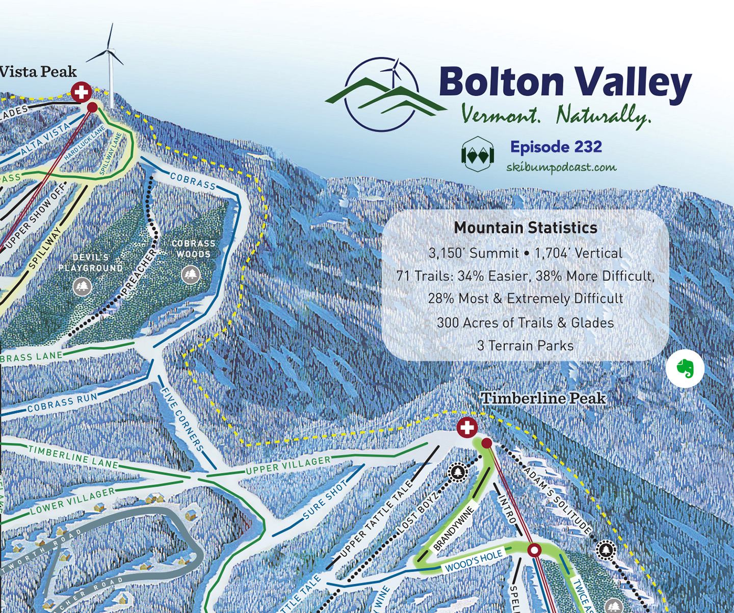 Podcast #232 – Bolton Valley