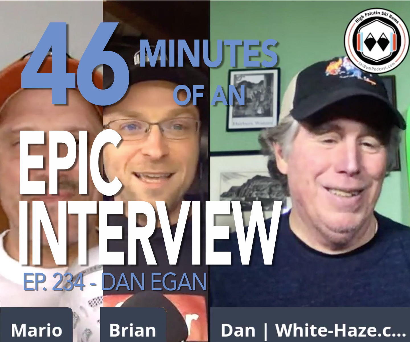 Podcast #234 – Dan Egan