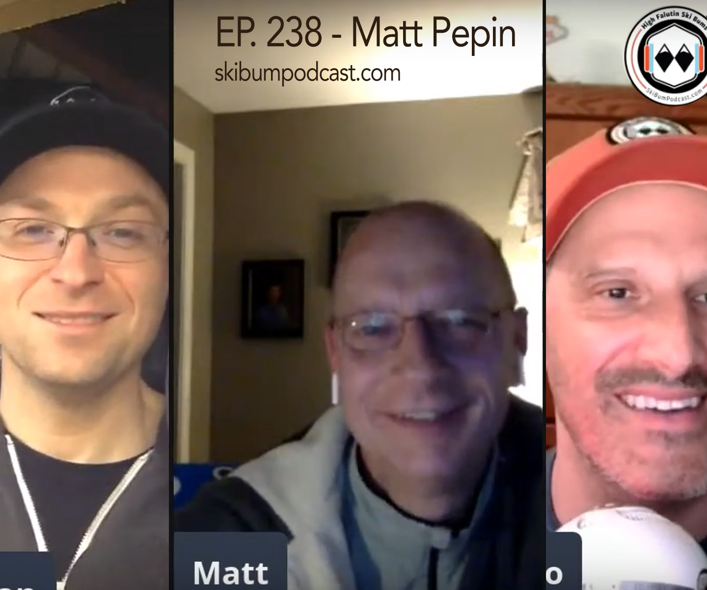 Podcast #238 – Matt Pepin