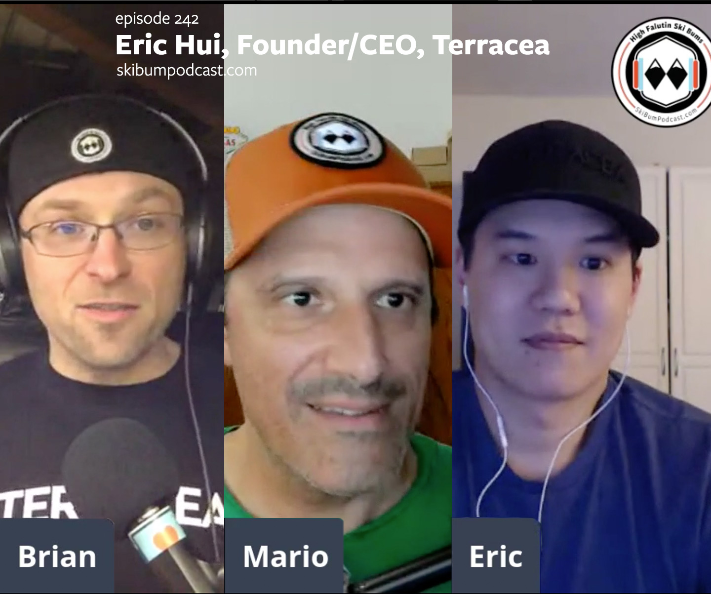 Podcast #242 – Eric Hui Terracea