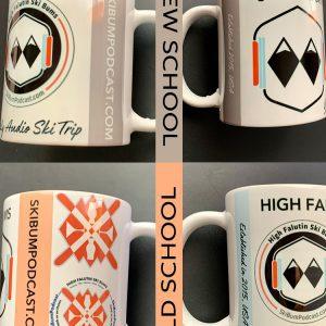 skibumpodcast.com coffee mug