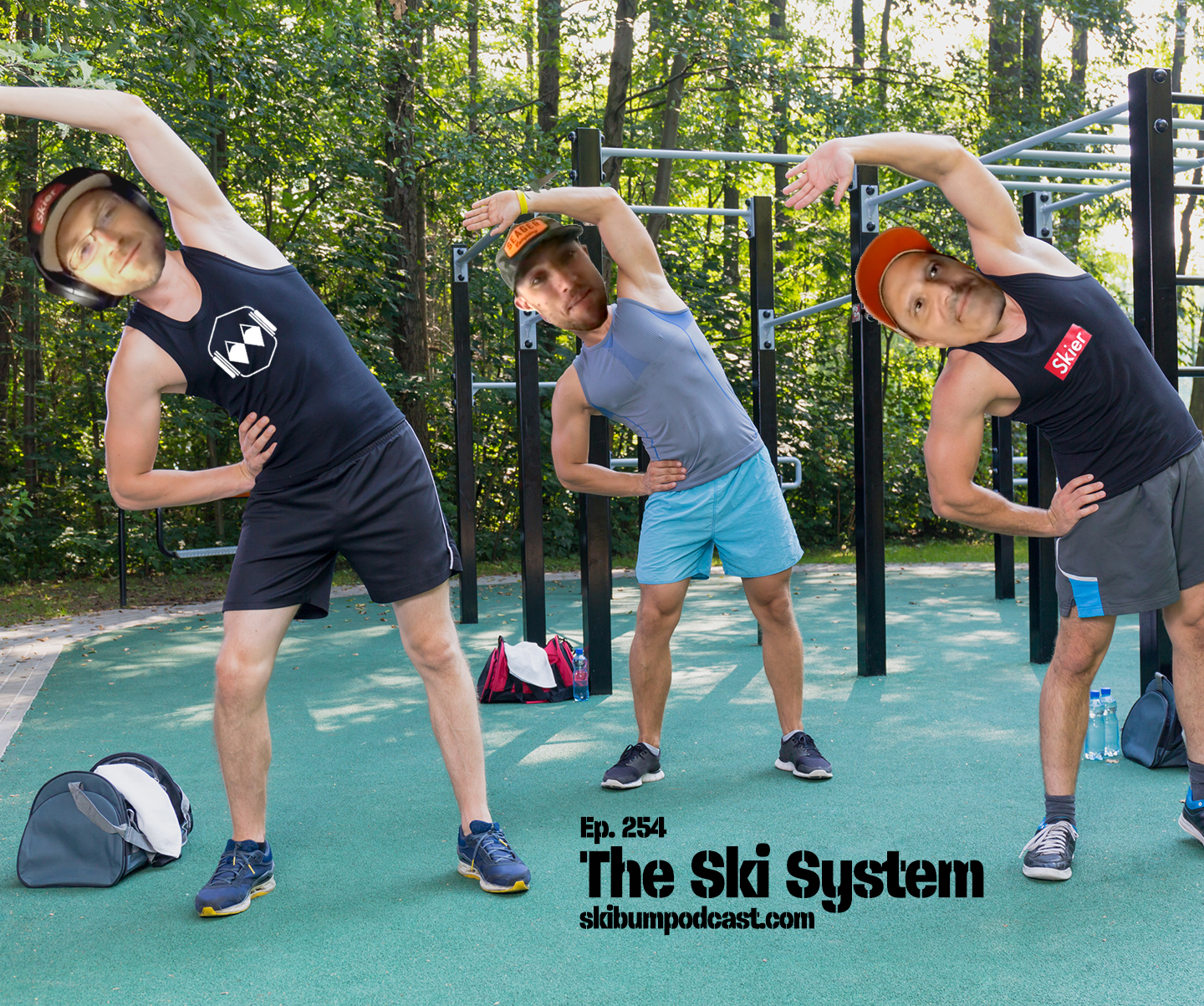 We chat with our friend Abe Maynard from The Ski System. You're not going to ski your legs into shape, bro. Abe will help you get in killer ski shape and have your best season yet.