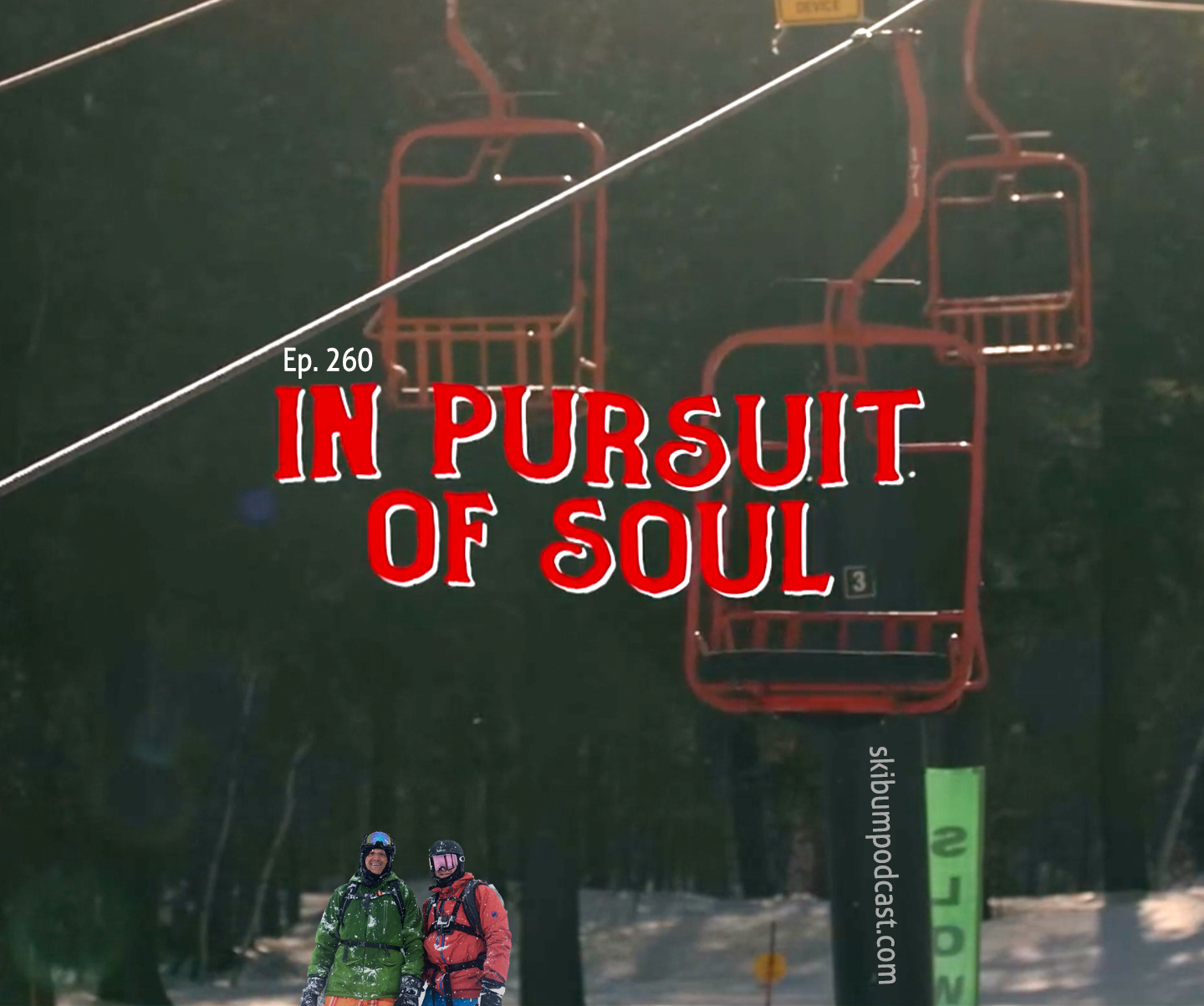 podcast #260 in pursuit of soul